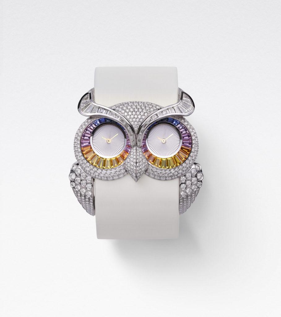 Ювелирные часы Owl от Chopard