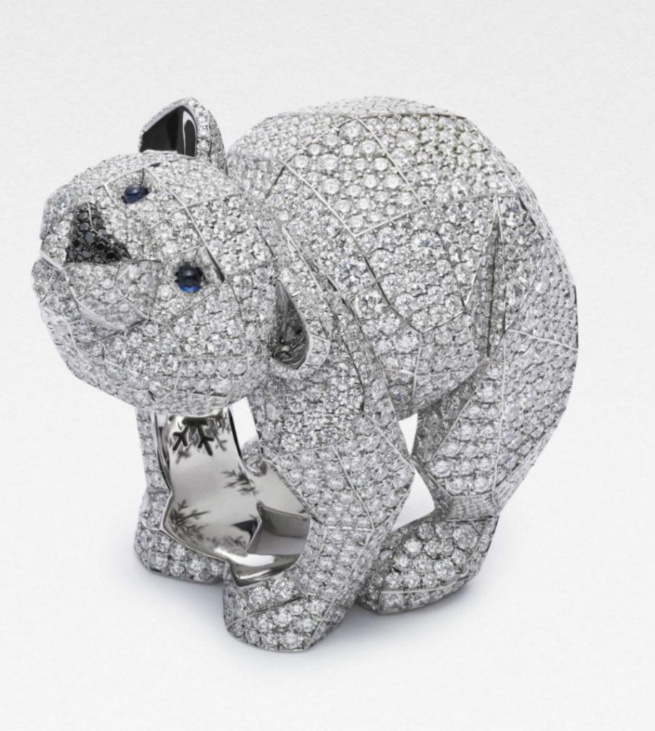 Кольцо Polar Bear