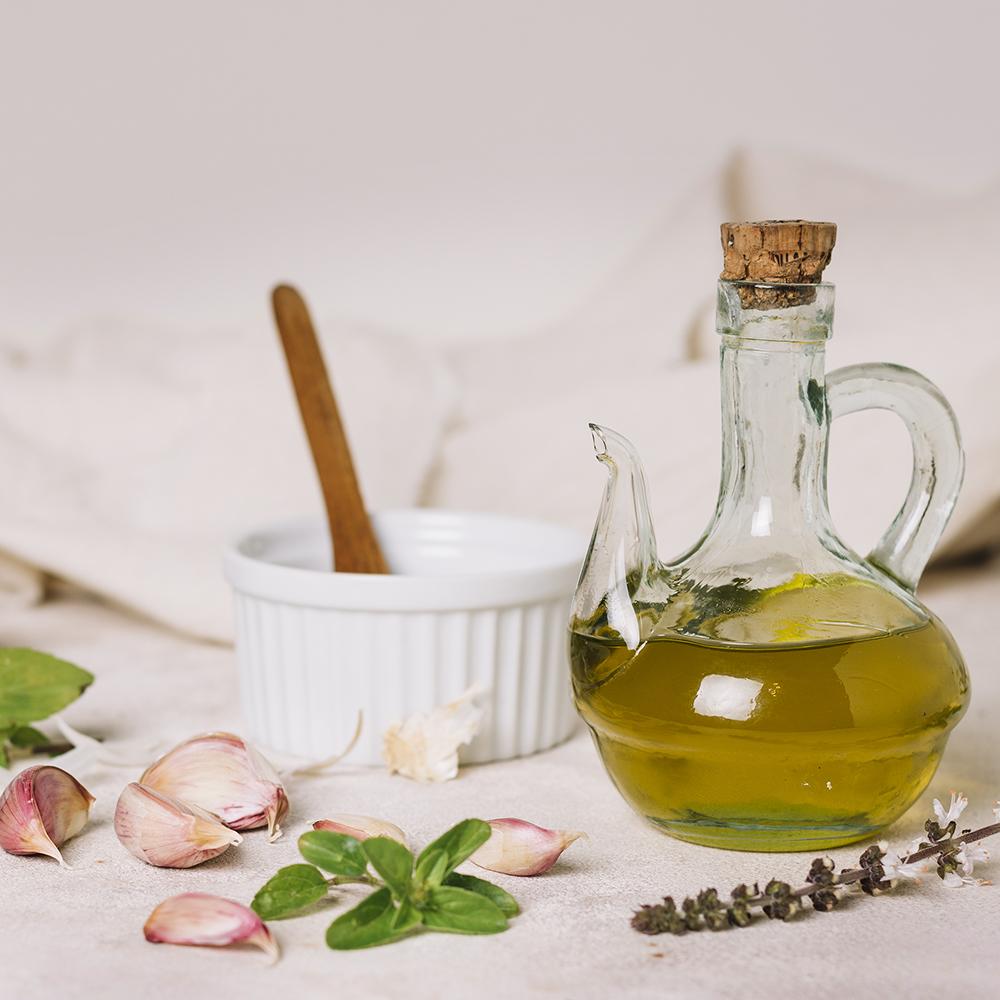 вешенки с оливковым маслом Extra Virgin